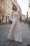 MOSSA white dress
