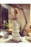 Sukienka JAYDEN white