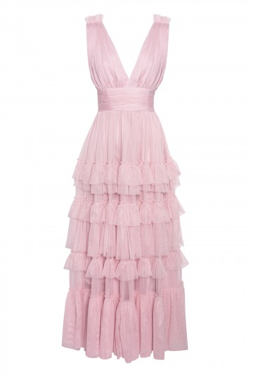 Sukienka MOJITO pink