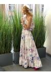 Sukienka  RIJEKA violet