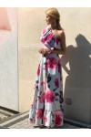 Sukienka RIJEKA pink