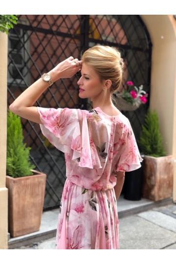 Sukienka PAPILIO pink