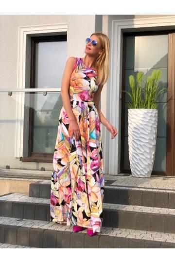 Sukienka CARMEN pink