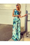 Sukienka CARMEN blue