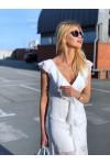 Sukienka RITA white