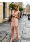 Sukienka RITA pink