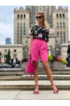 Spodnie krótkie MAYA pink