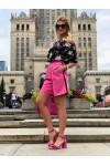 MAYA pink shorts