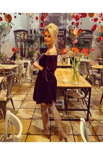 Sukienka KAYA violet