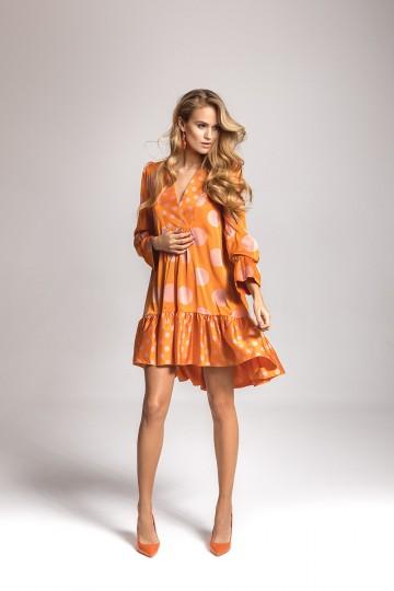 Sukienka CORNELL orange