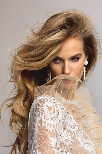 Sukienka BELLA white