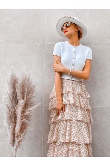 Skirt PULA  ecru
