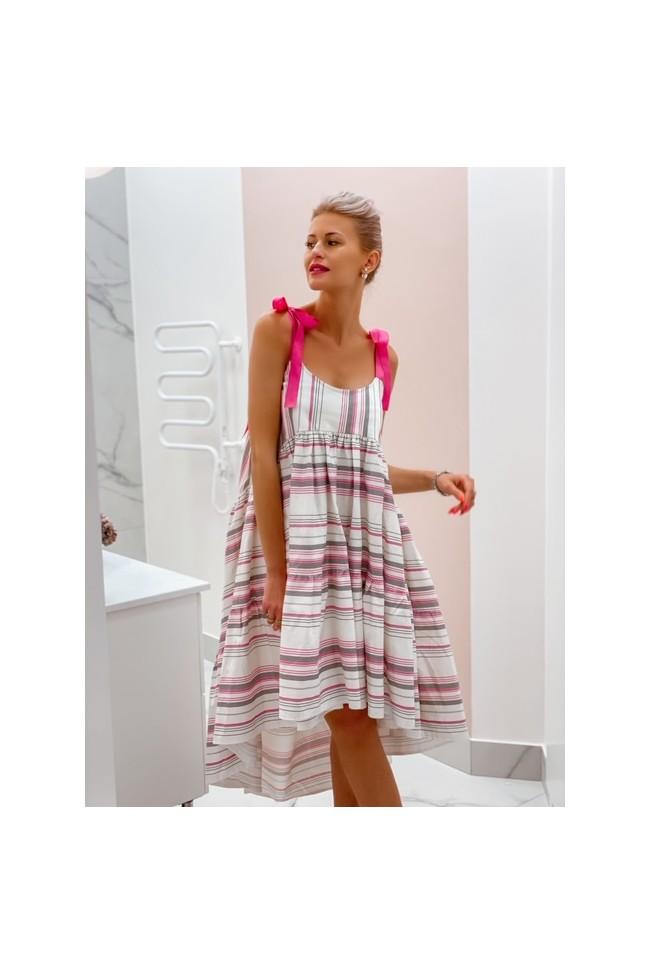 ROYAL pink dress