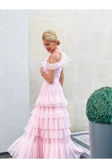 Sukienka CRISTAL pink