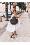ROYAL white dress
