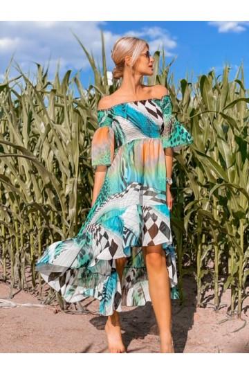 Sukienka STELLA mix