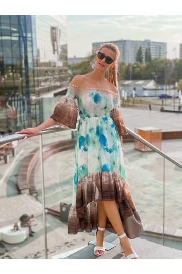Sukienka STELLA  blue