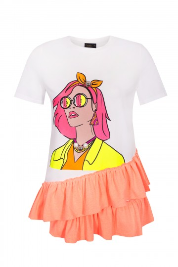 Bluzka DOLL 2 t-shirt