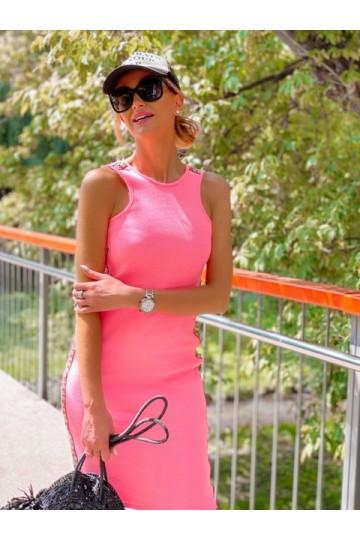 Sukienka PARADISE pink