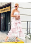 Sukienka MEDUSA pink