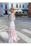 Sukienka/Spódnica  MEDUSA pink
