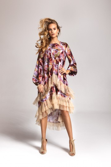 Sukienka HERMES