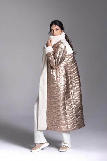 Płaszcz  TRESOR gold