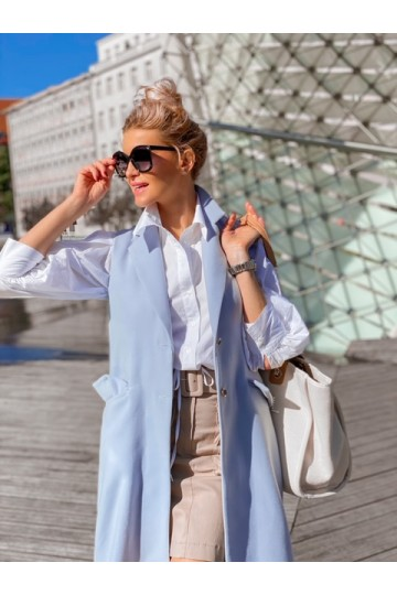 TOKYO blue vest