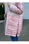 Kurtka HERRERA pink