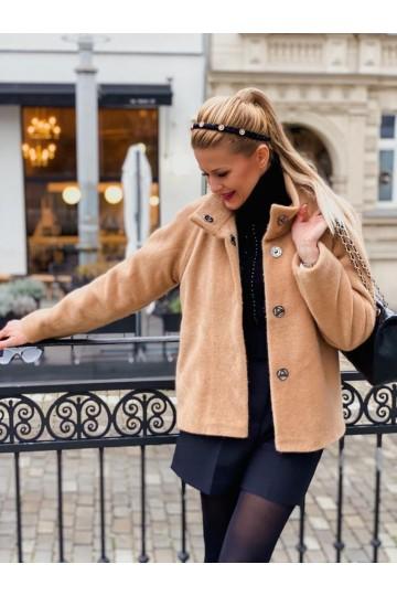 BLOOM camel jacket