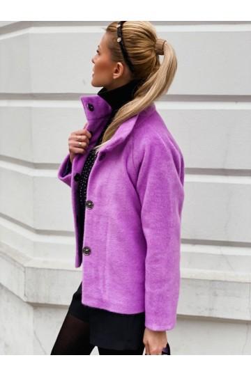 Kurtka BLOOM violet