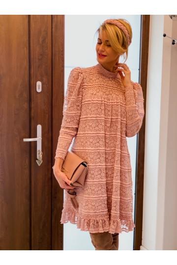 sukienka MIRACLE pink