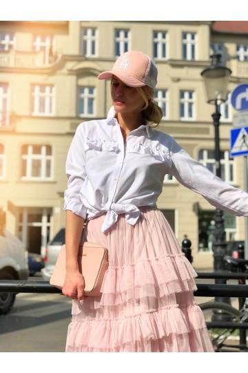 ATENA pink skirt