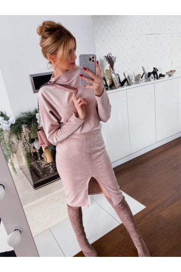 FRESSIA pink skirt