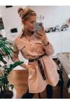 LILOU pink dress