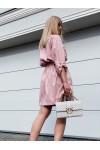 Sukienka SIRRA pink