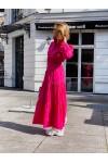 SHARON pink dress