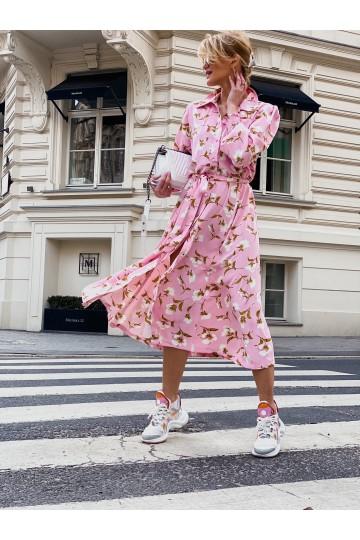 Sukienka LIBRA pink