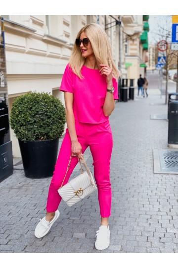 Spodnie VELA pink