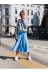 Spodnie ARLEQUIN blue