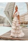 Sukienka SALEM ecru