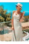 Sukienka AURORA blue