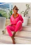 Spodnie FENTY pink