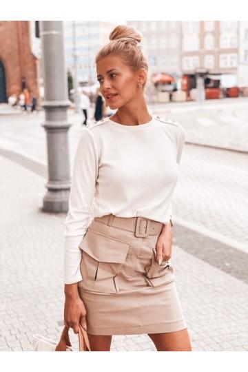 SAINT beige sweater