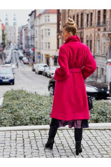 Płaszcz SKIN magenta