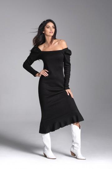 Sukienka LETICIA black