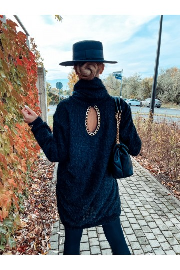 Sweter/ sukienka FLUFFY